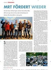 Titelbild der Ausgabe 6/2019 von FÖRDERPREIS: MRT FÖRDERT WIEDER. Zeitschriften als Abo oder epaper bei United Kiosk online kaufen.