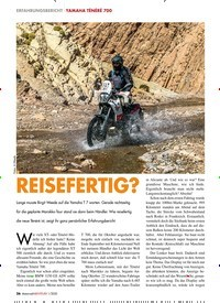 Titelbild der Ausgabe 1/2020 von REISEFERTIG?. Zeitschriften als Abo oder epaper bei United Kiosk online kaufen.