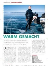 Titelbild der Ausgabe 1/2020 von THERMO-UNTERWÄSCHE: WARM GEMACHT. Zeitschriften als Abo oder epaper bei United Kiosk online kaufen.