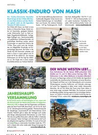 Titelbild der Ausgabe 2/2020 von DER WILDE WESTEN LEBT…. Zeitschriften als Abo oder epaper bei United Kiosk online kaufen.