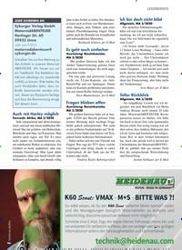 Titelbild der Ausgabe 4/2020 von LESERBRIEFE. Zeitschriften als Abo oder epaper bei United Kiosk online kaufen.