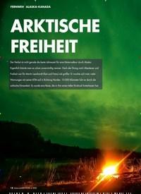 Titelbild der Ausgabe 4/2020 von ALASKA–KANADA: ARKTISCHE FREIHEIT. Zeitschriften als Abo oder epaper bei United Kiosk online kaufen.