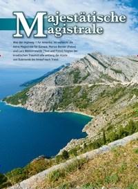 Titelbild der Ausgabe 2/2019 von Majestätische Magistrale. Zeitschriften als Abo oder epaper bei United Kiosk online kaufen.