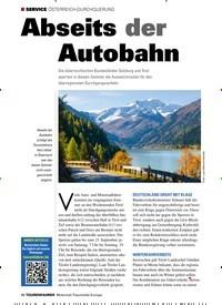 Titelbild der Ausgabe 2/2019 von ÖSTERREICH-DURCHQUERUNG: Abseits der Autobahn. Zeitschriften als Abo oder epaper bei United Kiosk online kaufen.