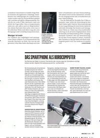 Titelbild der Ausgabe 3/2019 von DAS SMARTPHONE ALS BORDCOMPUTER. Zeitschriften als Abo oder epaper bei United Kiosk online kaufen.