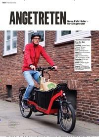 Titelbild der Ausgabe 3/2019 von ANGETRETEN. Zeitschriften als Abo oder epaper bei United Kiosk online kaufen.