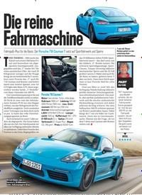 Titelbild der Ausgabe 8/2019 von Die reine Fahrmaschine. Zeitschriften als Abo oder epaper bei United Kiosk online kaufen.