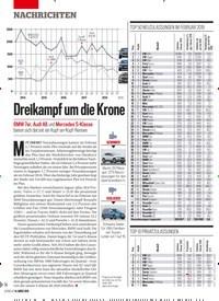 Titelbild der Ausgabe 11/2019 von Dreikampf um die Krone. Zeitschriften als Abo oder epaper bei United Kiosk online kaufen.