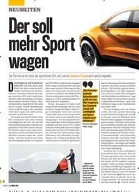 Titelbild der Ausgabe 11/2019 von Der soll mehr Sport wagen. Zeitschriften als Abo oder epaper bei United Kiosk online kaufen.