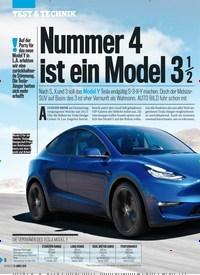 Titelbild der Ausgabe 12/2019 von Nummer 4 ist ein Model 31. Zeitschriften als Abo oder epaper bei United Kiosk online kaufen.