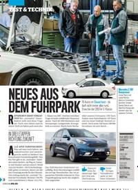 Titelbild der Ausgabe 14/2019 von NEUES AUS DEM FUHRPARK. Zeitschriften als Abo oder epaper bei United Kiosk online kaufen.