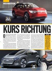 Titelbild der Ausgabe 16/2019 von KURS RICHTUNG ZUKUNFT. Zeitschriften als Abo oder epaper bei United Kiosk online kaufen.