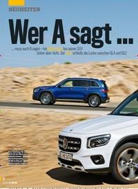 Titelbild der Ausgabe 24/2019 von Wer A sagt …. Zeitschriften als Abo oder epaper bei United Kiosk online kaufen.