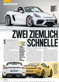 Titelbild der Ausgabe 25/2019 von ZWEI ZIEMLICH SCHNELLE FREUNDE!. Zeitschriften als Abo oder epaper bei United Kiosk online kaufen.