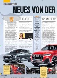 Titelbild der Ausgabe 26/2019 von NEUES VON DER Q-HERDE. Zeitschriften als Abo oder epaper bei United Kiosk online kaufen.