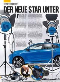 Titelbild der Ausgabe 26/2019 von DER NEUE STAR UNTER DEN MINI- SUV?. Zeitschriften als Abo oder epaper bei United Kiosk online kaufen.