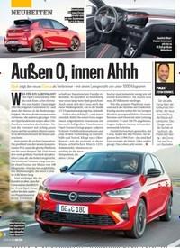 Titelbild der Ausgabe 26/2019 von Außen O, innen Ahhh. Zeitschriften als Abo oder epaper bei United Kiosk online kaufen.