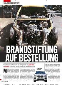 Titelbild der Ausgabe 27/2019 von BRANDSTIFTUNG AUF BESTELLUNG. Zeitschriften als Abo oder epaper bei United Kiosk online kaufen.