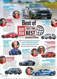 Titelbild der Ausgabe 27/2019 von Best of TEST THE BEST. Zeitschriften als Abo oder epaper bei United Kiosk online kaufen.