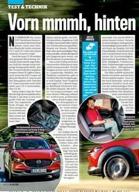 Titelbild der Ausgabe 29/2019 von Vorn mmmh, hinten oh!. Zeitschriften als Abo oder epaper bei United Kiosk online kaufen.