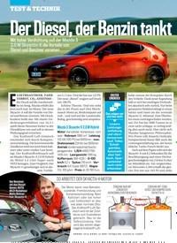Titelbild der Ausgabe 29/2019 von Der Diesel, der Benzin tankt. Zeitschriften als Abo oder epaper bei United Kiosk online kaufen.
