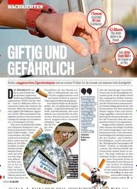 Titelbild der Ausgabe 30/2019 von GIFTIG UND GEFÄHRLICH. Zeitschriften als Abo oder epaper bei United Kiosk online kaufen.