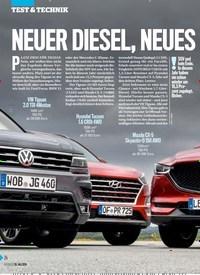 Titelbild der Ausgabe 30/2019 von NEUER DIESEL, NEUES GLÜCK?. Zeitschriften als Abo oder epaper bei United Kiosk online kaufen.