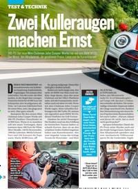 Titelbild der Ausgabe 31/2019 von Zwei Kulleraugen machen Ernst. Zeitschriften als Abo oder epaper bei United Kiosk online kaufen.