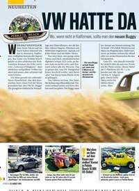 Titelbild der Ausgabe 34/2019 von VW HATTE DAMAL EINE ID.. Zeitschriften als Abo oder epaper bei United Kiosk online kaufen.