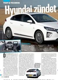 Titelbild der Ausgabe 35/2019 von Hyundai zündet die zweite Stufe. Zeitschriften als Abo oder epaper bei United Kiosk online kaufen.