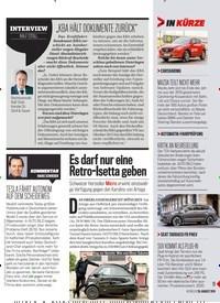 """Titelbild der Ausgabe 35/2019 von INTERVIEW: RALF STOLL: """"KBA HÄLT DOKUMENTE ZURÜCK"""". Zeitschriften als Abo oder epaper bei United Kiosk online kaufen."""