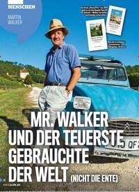 Titelbild der Ausgabe 18/2020 von MR. WALKER UND DER TEUERSTE GEBRAUCHTE DER WELT (NICHT DIE ENTE). Zeitschriften als Abo oder epaper bei United Kiosk online kaufen.