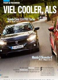 Titelbild der Ausgabe 18/2020 von VIEL COOLER, ALS DU DENKST!. Zeitschriften als Abo oder epaper bei United Kiosk online kaufen.