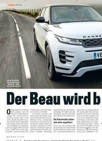 Titelbild der Ausgabe 4/2019 von AKTUELL: Der Beau wird bequemer. Zeitschriften als Abo oder epaper bei United Kiosk online kaufen.