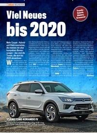 Titelbild der Ausgabe 5/2019 von NEUHEITEN: Viel Neues bis 2020. Zeitschriften als Abo oder epaper bei United Kiosk online kaufen.