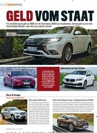 Titelbild der Ausgabe 5/2019 von AKTUELL: GELD VOM STAAT. Zeitschriften als Abo oder epaper bei United Kiosk online kaufen.