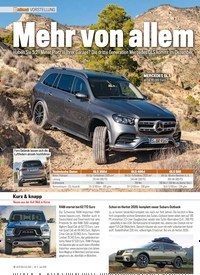 Titelbild der Ausgabe 6/2019 von Mehr von allem: VORSTELLUNG. Zeitschriften als Abo oder epaper bei United Kiosk online kaufen.