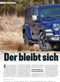 Titelbild der Ausgabe 6/2019 von SUPERTEST: Der bleibt sichtreu. Zeitschriften als Abo oder epaper bei United Kiosk online kaufen.