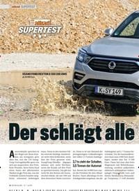 Titelbild der Ausgabe 7/2019 von SUPERTEST: Der schlägt alle gleibeim Preis. Zeitschriften als Abo oder epaper bei United Kiosk online kaufen.