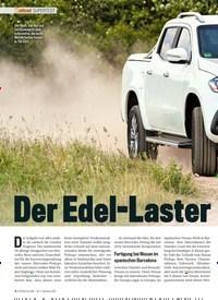 Titelbild der Ausgabe 9/2019 von SUPERTEST: Der Edel-Laster. Zeitschriften als Abo oder epaper bei United Kiosk online kaufen.