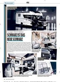 Titelbild der Ausgabe 8/2019 von SUNLIGHT: Sunlight T68 XV Edition: SCHWARZ IST DAS NEUE SCHWARZ. Zeitschriften als Abo oder epaper bei United Kiosk online kaufen.