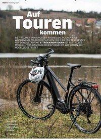 Titelbild der Ausgabe 2/2019 von Auf Touren kommen. Zeitschriften als Abo oder epaper bei United Kiosk online kaufen.