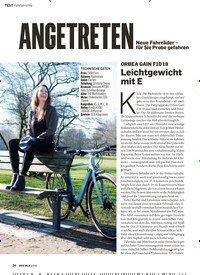 Titelbild der Ausgabe 2/2019 von Fahrberichte: ANGETRETEN. Zeitschriften als Abo oder epaper bei United Kiosk online kaufen.