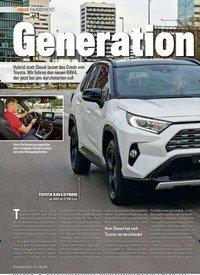 Titelbild der Ausgabe 3/2019 von FAHRBERICHT: Generation 5. Zeitschriften als Abo oder epaper bei United Kiosk online kaufen.