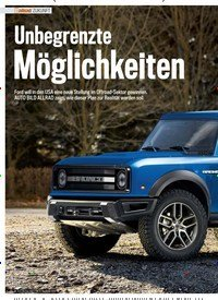 Titelbild der Ausgabe 11/2019 von ZUKUNFT: Unbegrenzte Möglichkeiten. Zeitschriften als Abo oder epaper bei United Kiosk online kaufen.