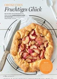 Titelbild der Ausgabe 5/2018 von OBSTKUCHEN: Fruchtiges Glück. Zeitschriften als Abo oder epaper bei United Kiosk online kaufen.