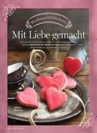 Titelbild der Ausgabe 1/2019 von Weihnachtsbäckerei: Mit Liebe gemacht. Zeitschriften als Abo oder epaper bei United Kiosk online kaufen.