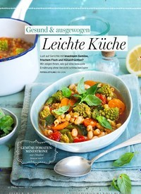 Titelbild der Ausgabe 2/2019 von Gesund & ausgewogen Leichte Küche. Zeitschriften als Abo oder epaper bei United Kiosk online kaufen.