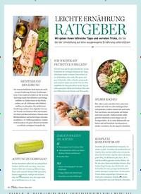 Titelbild der Ausgabe 2/2019 von LEICHTE ERNÄHRUNG RATGEBER. Zeitschriften als Abo oder epaper bei United Kiosk online kaufen.