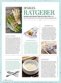 Titelbild der Ausgabe 3/2019 von SPARGEL: RATGEBER. Zeitschriften als Abo oder epaper bei United Kiosk online kaufen.